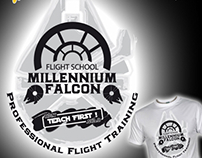 Flight School - Millennium Falcon