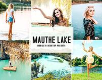 Free Mauthe Lake Mobile & Desktop Lightroom Presets