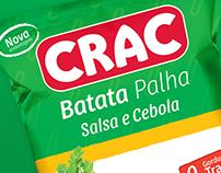 Crac Batata Palha