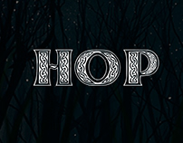 Hop | Animation Poster