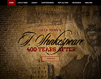Shakespeare: 400 Years After