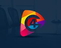 4G Consultancy Logo & Branding