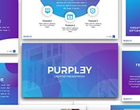 Purpley Powerpoint