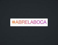 violencia en el noviazgo. #ABRELABOCA