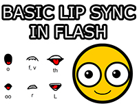 Learn Lip Sync in Flash/Animate CC