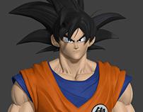 Goku test