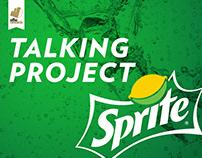 Sprite Talking Project