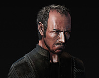 """Game of Thrones"" Fan Art: Stannis Baratheon"