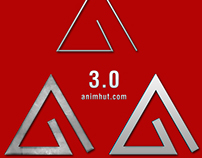 Official AnimHuT Logo [Copyrighted]