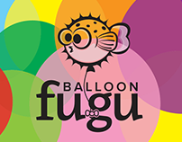 Fugu Balloon Business Card