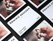 Dominic Erschen — Selected Work