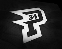 Project Thirty Four - Rebrand