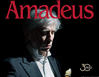 Amadeus 30 Anni, Dec 2019: cover, cd cover, photos