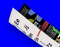 FF DIN - Specimen Poster
