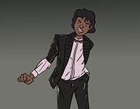 """King of Pop"" Michael Jackson"