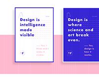 YF | Personal branding website - 2018