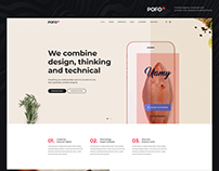 Pofo WordPress Theme - Digital Agency