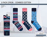 Nautica for USA Legwear