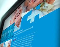 Corporate Visual Identity – Pflegehilfe Schweiz