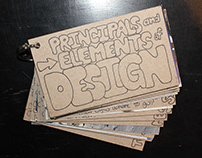 Principals and Elements of Design - A Booklet