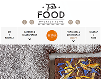 Fab Food - Webdesign