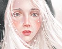 Winter - study