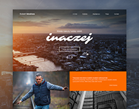 Robert Moskwa / web design