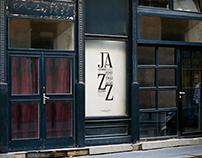 JAZZ Festival // Lettering Poster
