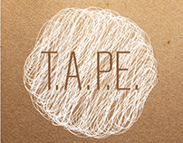 T.a.p.e. - Cd Artwork