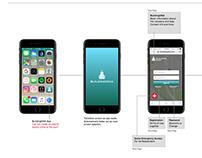 BuildingDNA App UI Design