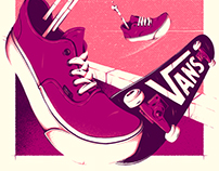 The Classics // A Vans Tribute