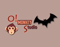 Halloween Art Work - O! Monkey Studio
