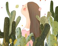 仙人掌女孩 Cactus Girl