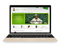 Website for Nigeria High Commission Ghana.