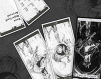 tarot major card illustration