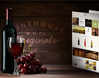 WIne House   Magazine/Review/Online store