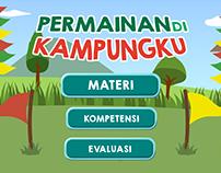 Children Education App : Games in my Village