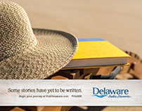 Delaware Branding Campaign 2017 With TV