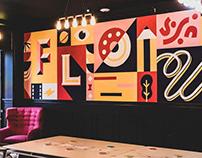 Flow Mural