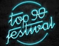 Logo Top 90 Festival