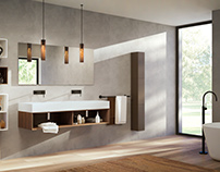 3D BATHROOMS - CGI 3D RENDERING IMAGES