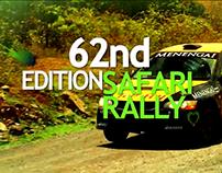 KCB Rally - 62nd Edition