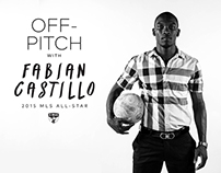 Off-Pitch: Fabian Castillo - 2015 MLS All-Star