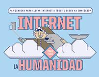 Infographics INTERNET PARA TODA LA HUMANIDAD May 2016