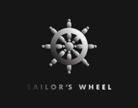 Sailor's wheel - logo 9