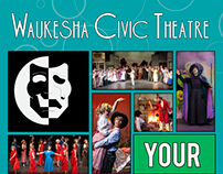 Waukesha Civic Theatre 15/16 Season