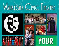 Waukesha Civic Theatre 15/16 Season