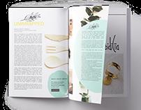 Mouthful Magazine | Design Layouts