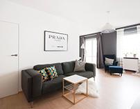 2,5 room apartment