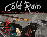 Cover design for Cold Rain